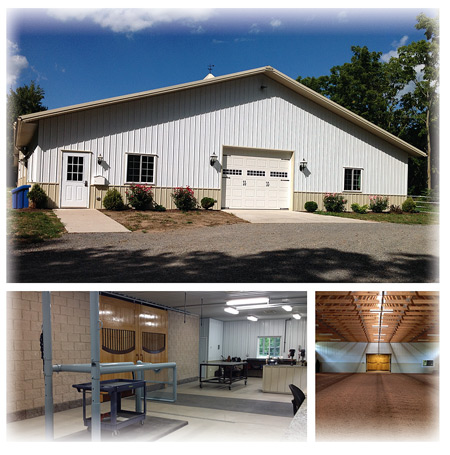 Royalton Equine Veterinary Services buildings